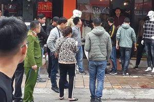 Thái Bình: Điều tra vụ nam thanh niên bị chém giữa phố