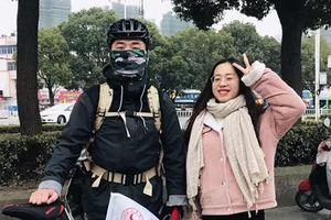 Nam sinh đạp xe hơn 500 km qua 6 thành phố để về quê ăn Tết