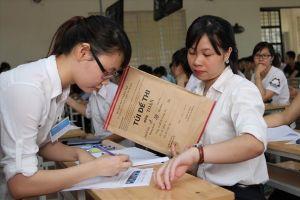 Bộ GDĐT công bố những điều chỉnh trong kỳ thi THPT quốc gia 2019