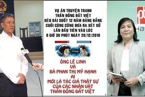 Vụ kiện Thần đồng đất Việt: VKS không công nhận quyền tác giả của Phan Thị