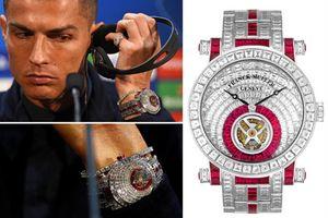 Các sao thể thao 'đốt tiền' cho đồng hồ xa xỉ