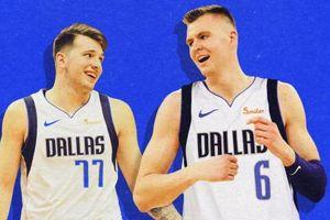 Chỉ mất 5 phút để Kristaps Porzingis gia nhập Dallas Mavericks