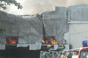 Liên tiếp các vụ hỏa hoạn xảy ra vào ngày 27 Tết