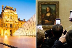 Những hình ảnh thực tế khiến bạn 'vỡ mộng' về Paris (Pháp)