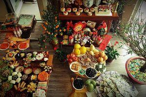 Văn khấn nôm cổ truyền lễ tất niên chiều 30 Tết