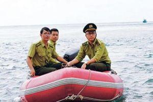 Đi tuần biển cùng 'lính'... kiểm lâm ở Côn Đảo