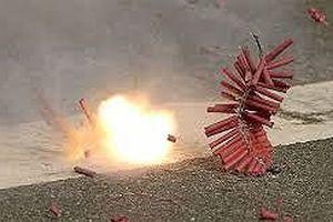Hải Phòng: Nam thanh niên cụt cả 2 tay, nguy kịch vì pháo tự chế