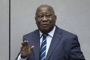 Bỉ đồng ý tiếp nhận cựu Tổng thống Laurent Gbagbo của Côte d'Ivoire