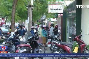 ATM quá tải ngày Tết tại Đà Nẵng