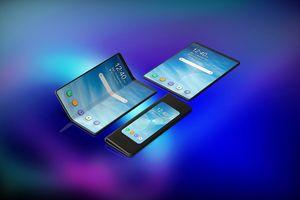 Samsung Galaxy F xuất hiện trong một video mới