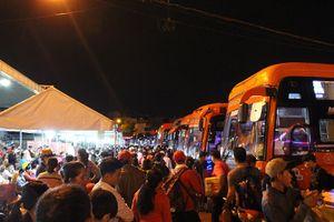 Xe khách Phương Trang xuất bến hơn 2100 chuyến/ngày