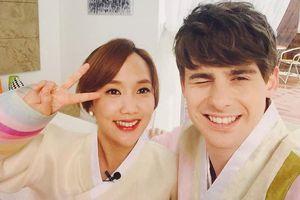 Cặp 'vợ chồng ẩm thực' có 3 triệu fan, nổi đình đám tại Hàn Quốc