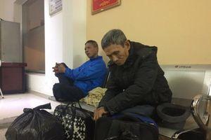 Hà Nội đón người lang thang về Trung tâm ăn Tết Nguyên đán