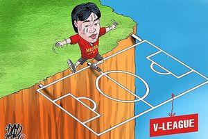 V-League có còn là mảnh đất lành đối với các thầy ngoại?