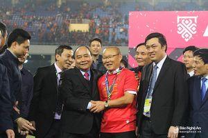 Bóng đá Việt Nam chưa xác định tham vọng tham dự World Cup