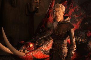 Chỉ vài ngày nữa, hãy chào tạm biệt rồng Toothless dễ thương trong 'Bí kíp luyện rồng 3'