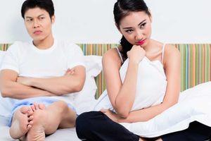 Vợ uất nghẹn khi chồng không chịu kiêng 'yêu' ngày đầu năm