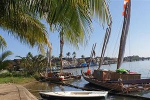 Bè tre vượt biển: Minh chứng nhiệt huyết, sức mạnh người Việt
