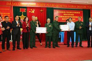 Đồng chí Phạm Minh Chính thăm Trung tâm Điều dưỡng thương binh Nho Quan
