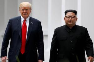 Tổng thống Trump: Cuộc gặp với nhà lãnh đạo Triều Tiên đã được ấn định