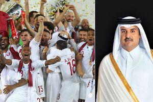 Đội tuyển Qatar nhận thưởng 'siêu khủng' cho chức vô địch Asian Cup!