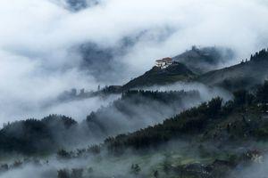 Tây Bắc... mờ sương