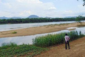 Tìm thấy thi thể cô gái bị vứt xuống sông Thu Bồn