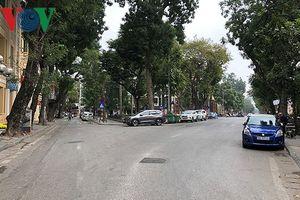 Hình ảnh đáng mơ ước với những con đường 'ám ảnh' ở Thủ đô