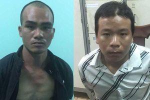 Bắt 2 kẻ khống chế nữ công nhân, cướp xe máy trong đêm ở Long An
