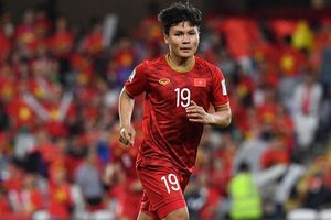 Quang Hải có cơ hội đoạt giải thưởng tại Asian Cup 2019