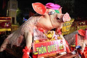 Ngôi làng lạ giữa Thủ đô: Nuôi lợn không cho đàn bà con gái vào xem