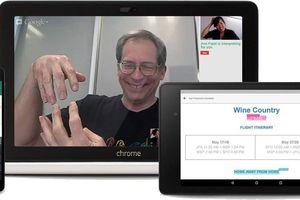 Google ra mắt hai ứng dụng giúp đỡ người khuyết tật
