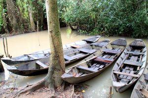 Đùa giỡn khi sang sông, xuồng chở 9 cháu nhỏ chìm vào đêm 30 Tết