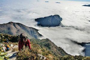 'Săn mây, hái sao trời' ở Bạch Mộc Lương Tử