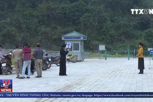 Tục lấy nước đầu năm tại Pác Bó, Cao Bằng