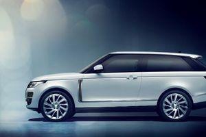 Range Rover sẽ không sản xuất SV Coupe