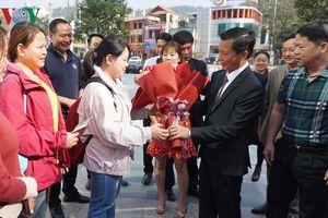 Cửa khẩu Quốc tế Lào Cai đón những cư dân đầu tiên xuất - nhập cảnh