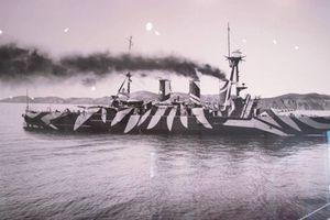 Lạ đời kiểu ngụy trang tàu chiến trong hai cuộc đại chiến Thế giới
