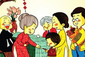 'Giải mã' những kiêng kỵ ngày Tết ở các quốc gia Á Đông
