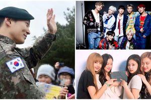 Showbiz Hàn đón loạt tin vui ngày đầu năm