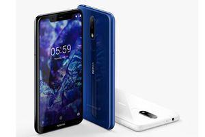 Nokia 5.1 Plus giảm giá hấp dẫn dịp Tết Nguyên đán