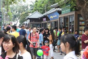 Lan tỏa văn hóa đọc từ phố sách Hà Nội - Xuân Kỷ Hợi 2019