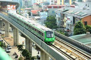 Đón chờ ngày lăn bánh tuyến đường sắt đô thị Cát Linh - Hà Đông
