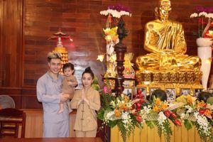 Sao Việt 'xúng xính' lễ chùa đầu năm mừng xuân Kỷ Hợi