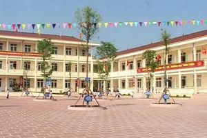 Giao 9 địa điểm đất cho các trường học ở quận Hoàng Mai tiếp tục sử dụng