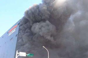 Cháy nhà kho ở Đài Loan, một người Việt thiệt mạng