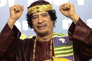 Lần theo kho báu của Đại tá Muammar Gaddafi