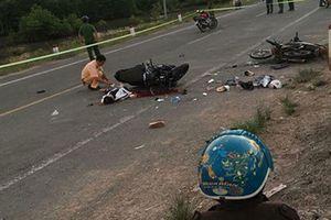 6 ngày nghỉ tết, 112 người chết vì tai nạn giao thông