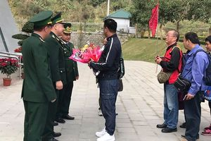 Lạng Sơn đón hàng ngàn khách ngoại quốc 'xông nhà' đầu năm mới