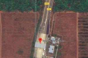 Hé lộ số tiền 'khủng' 2 thanh niên cướp ở Trạm thu phí Dầu Giây -Long Thành